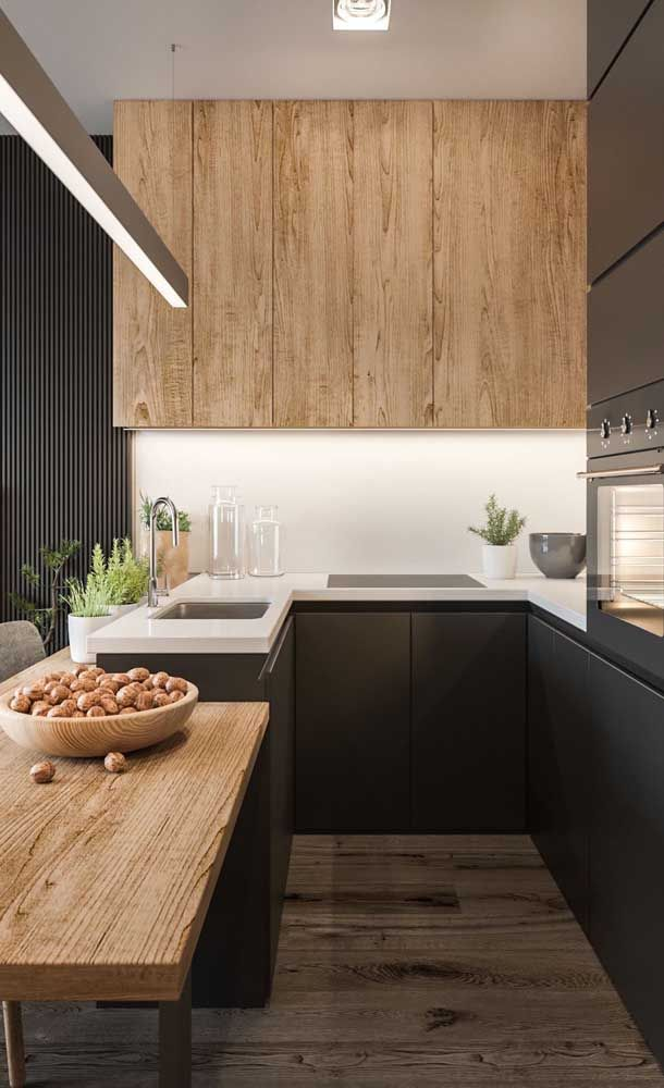 It Is Now Very Easy To Create Useful Kitchens In Small Houses Our 50 American Kitchen Models Will Help You Get Great Ideas The Favo Kitchen Remodel Kitchen Interior Kitchen Cabinet Design