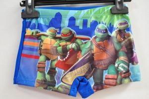 Bokserki kąpielowe chłopięce Żółwie Ninja  910-259  _A12  (3-8)