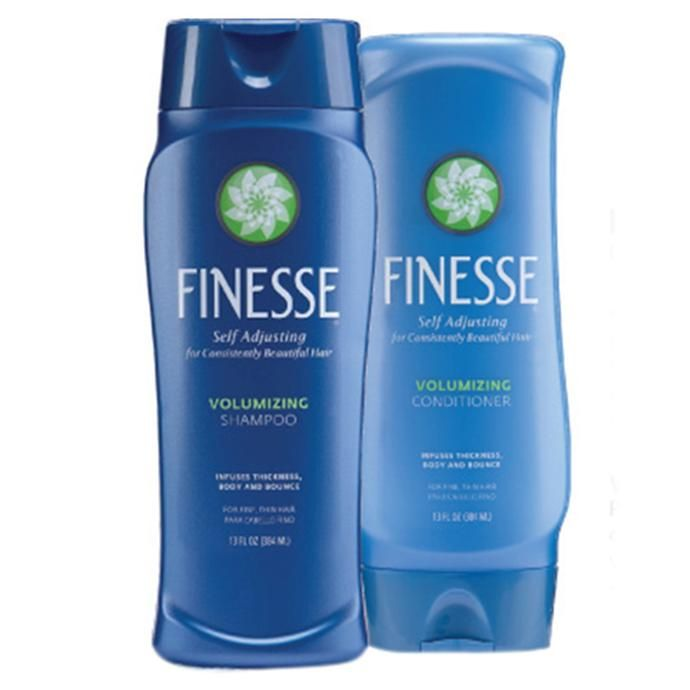 $0.98 Finesse Shampoo & Conditioner at #Walgreens with #Coupon & #BalanceRewards!  http://killinitwithcoupons.com/blog/?p=3415