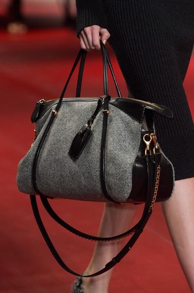 Nina Ricci fall 2013. > Great Fall Bag!!!