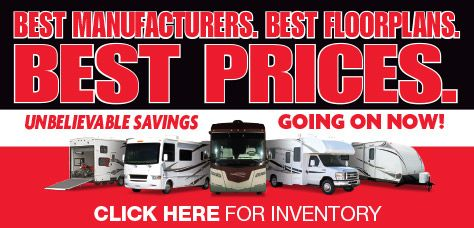 New & Used RVs for Sale in Chattanooga Tennessee | Motorhomes, Campers, Travel Trailers & Fifth Wheels from Camping World RV Sales - Chattan...