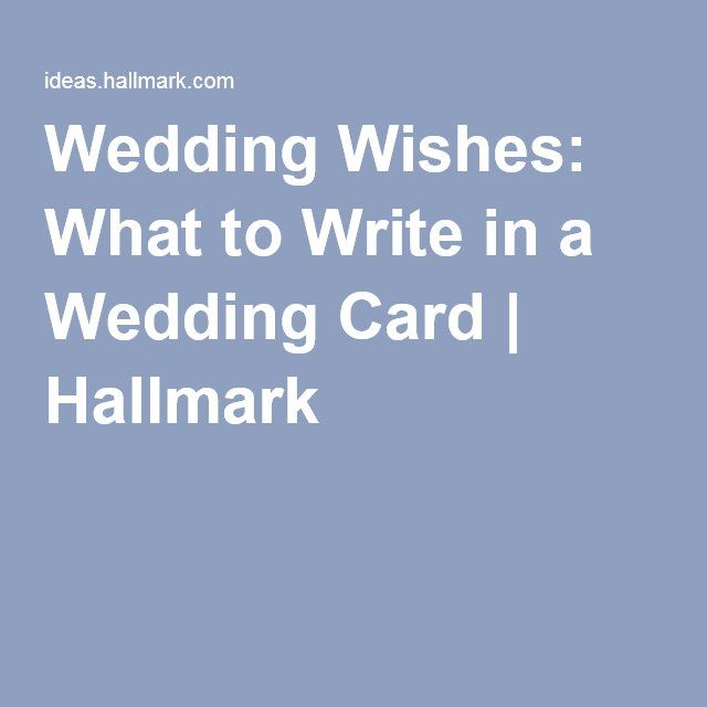 Best 25+ Wedding card messages ideas on Pinterest Toast for - what to write