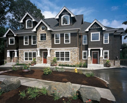 Siding And Stone Idea For Our Home Exteriors Pinterest