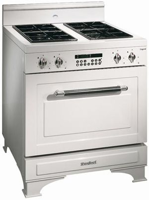 "Heartland Appliances 30"" Dual Fuel Range"