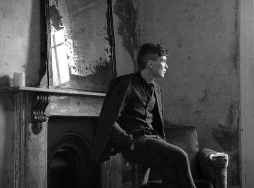 Cillian Murphy by James White