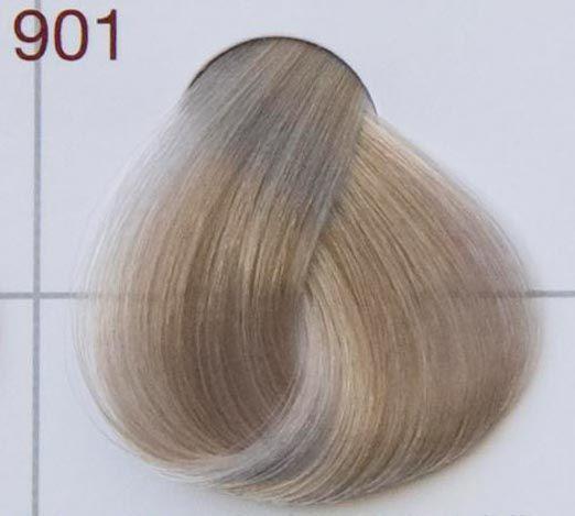 Rozjaśniacz do włosów popielaty eliminujący żółty odcień