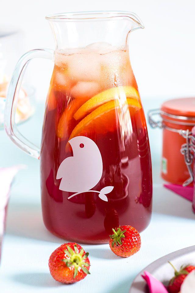 Løv Organic iced tea - Herznah
