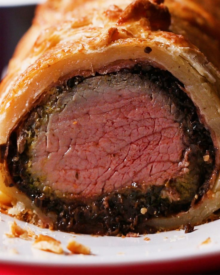 Show-stopping Beef Wellington Recipe by Tasty