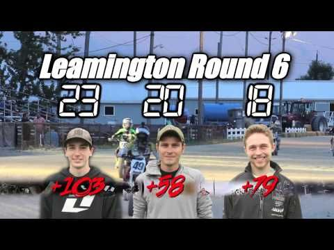DTX EXPERT 2016 Flat Track Canada Highlight Review - YouTube