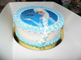 Znalezione obrazy dla zapytania tort frozen
