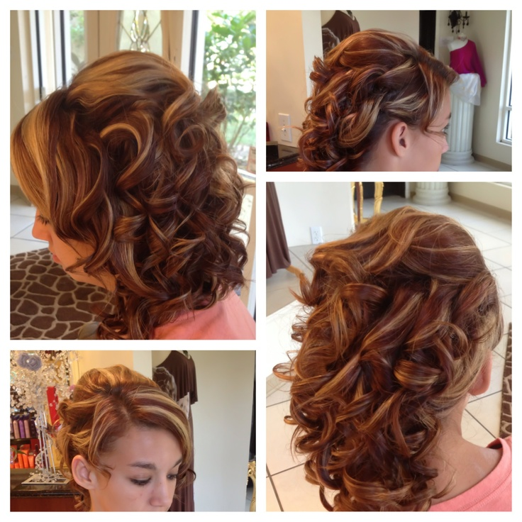 Style In Creative And Cute Updos For Short Hair