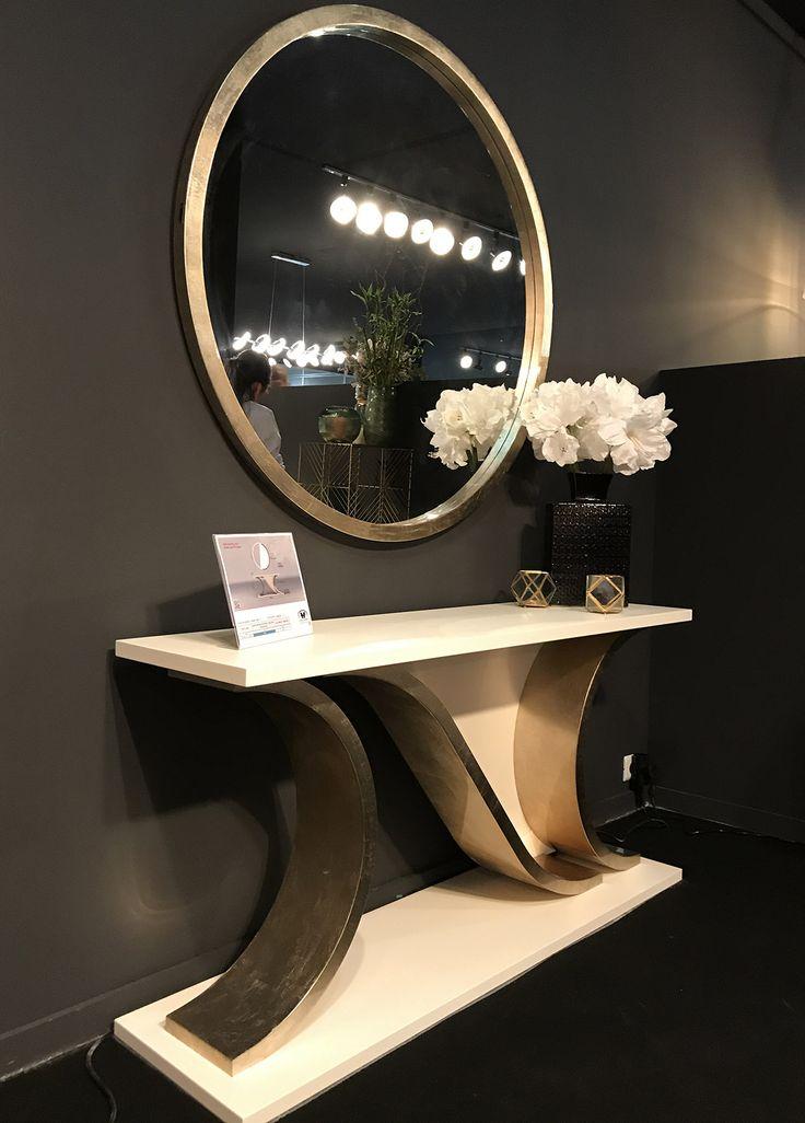 M s de 25 ideas incre bles sobre espejo de la entrada en for Espejo redondo recibidor