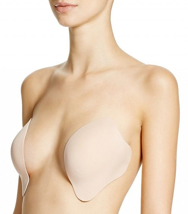 Fashion Forms Le Lusion Plunging Backless Adhesive Bra