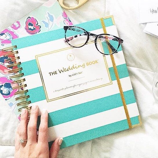 ... get, our keepsake wedding planner, The Wedding Book. www.lucysui.com