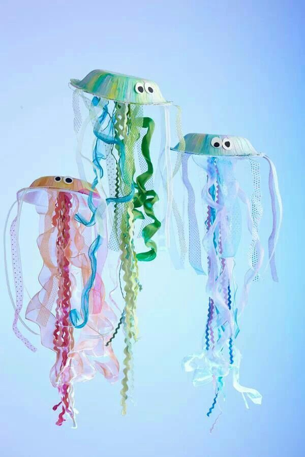 Creative jelly fish!