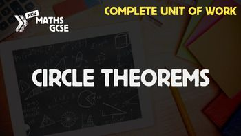 In this unit, students will use circle theorems to solve angle problems. They will learn how to prove and use the facts that the angle in a semi-circle is 90, that the angle formed at the centre of a circle is double the angle formed on the circumference, that angles in the same segment are equal, that a perpendicular from the centre of a circle to a chord bisects the chord, that opposite angles in cyclic quadrilaterals are equal, that a tangent and a radius make a right angle, that two…