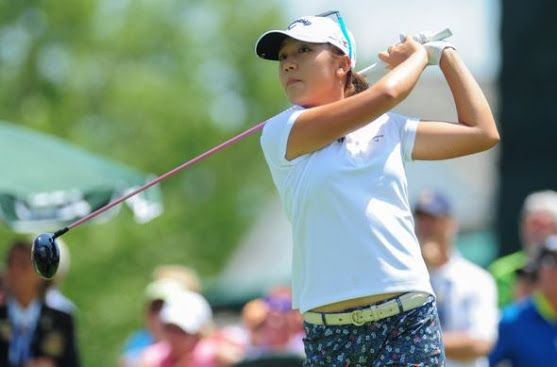 Lydia Ko will need to step up her game if she want to hold on to the Marathon…