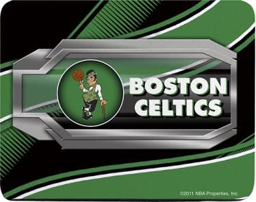 Memory Company - Boston Celtics Mouse Pad