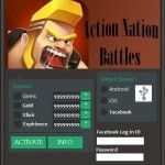 Download free online Game Hack Cheats Tool Facebook Or Mobile Games key or generator for programs all for free download just get on the Mirror links,Action Nation Battles Hack Cheats Android iPhone iPad and Pc Action Nation Battles Hack v2.0 is finally out!. Now you can easy get unlimited gems for fre...