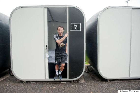 Swansea City FC Install Sleep Pods To Increase Wellbeing During Tough Pre-Season Training