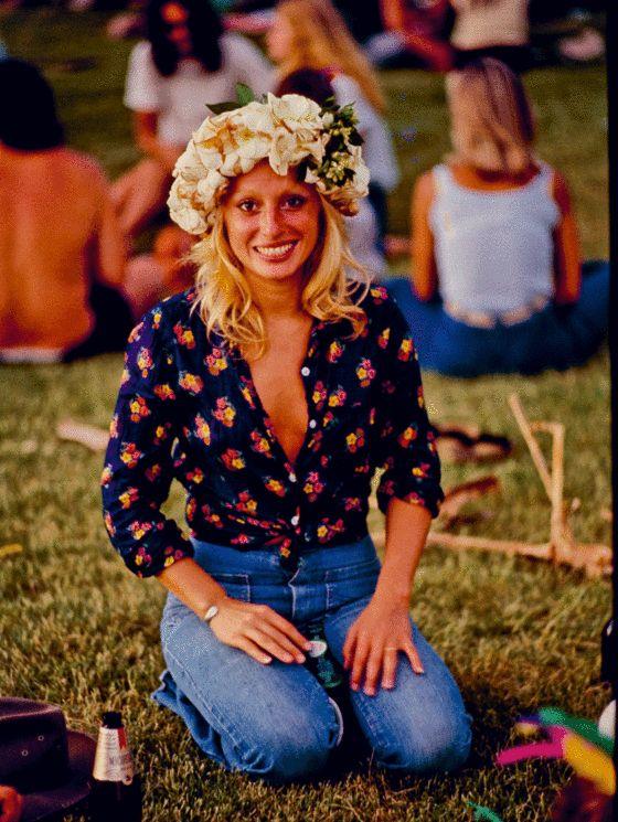 Veronique Sanson, les annees americaines en photos 6