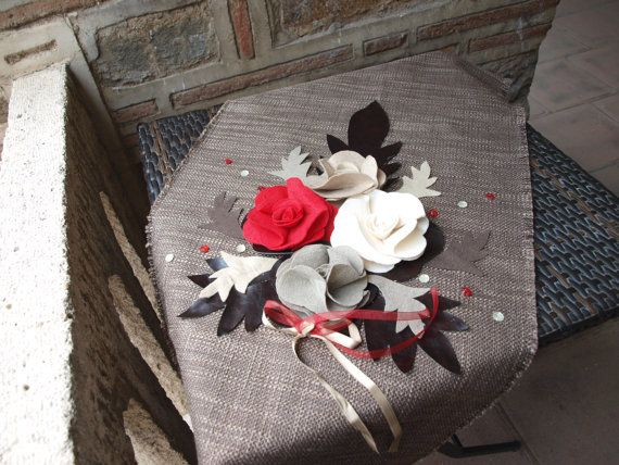 FREE SHIPPING Tablecloth / Runner / Special by SecretOfHands, $65.00
