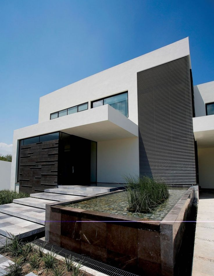 Architecture Home Design. Modern Architecture Home Design Ideas. Modern Neutral Black And White Home Design Ideas Feature Striped Stone Accent With Plain White Wall And Outdoor Garden Pond And Concrete Tiled Home Entrance Steps. Modern Architecture Homes. Black And White Home Design Ideas. Modern Home Architectures. Modern Two Levels Home Designs. Neutral Home Designs. Modern Home Design Ideas. Home Architecture Design Ideas. Minimalist Modern Home Design Ideas. Modern Outdoor Garden Ponds…