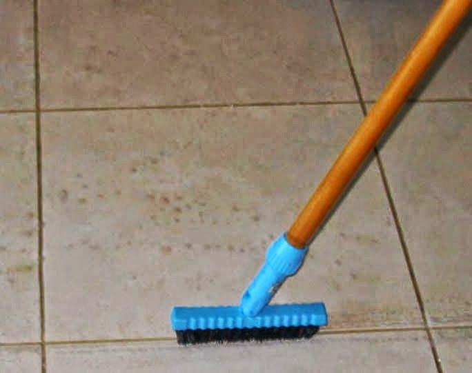 Φτιάξε μόνος σου καθαριστικό για τους αρμούς! | DIY-Φτιάξτο μόνος σου