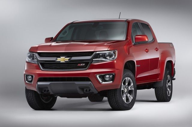 2016 Chevrolet Colorado (Chevy) Review, Ratings, Specs, Prices, and Photos - The Car Connection