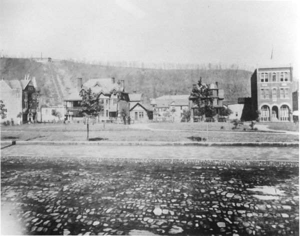 Very Old Photo of Johnstown, PA