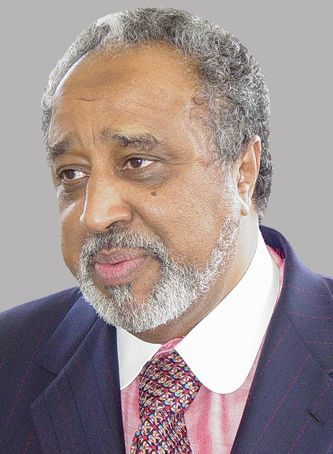 Walter would most likely admire Mohammed Al Amoundi because he is the richest black man alive today
