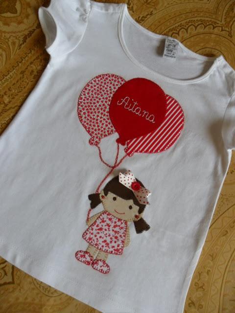 la sastrecilla valiente: camiseta bailarina