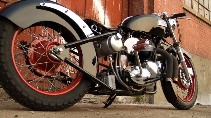 Motorcycle builder, exciting and fabulous.