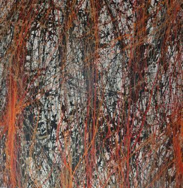 "Saatchi Art Artist sarita rheeder-rosa; Painting, ""bonfire"" #art"