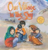 Our Village in the sky is a fascinating and evocative glimpse of what life is like for the children living in a small Himalayan village. Boys and girls of all ages are depicted as they go about their daily tasks, each performing a task which is simple yet vitally important to village life.