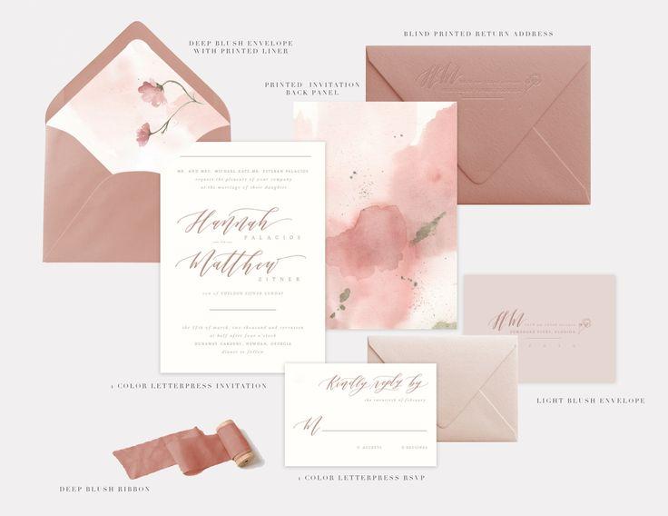 Target Wedding Invitations Kits: Best 25+ Dusty Pink Weddings Ideas On Pinterest