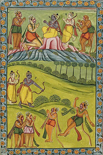 Sugriva: Image Gallery (Epics of India)