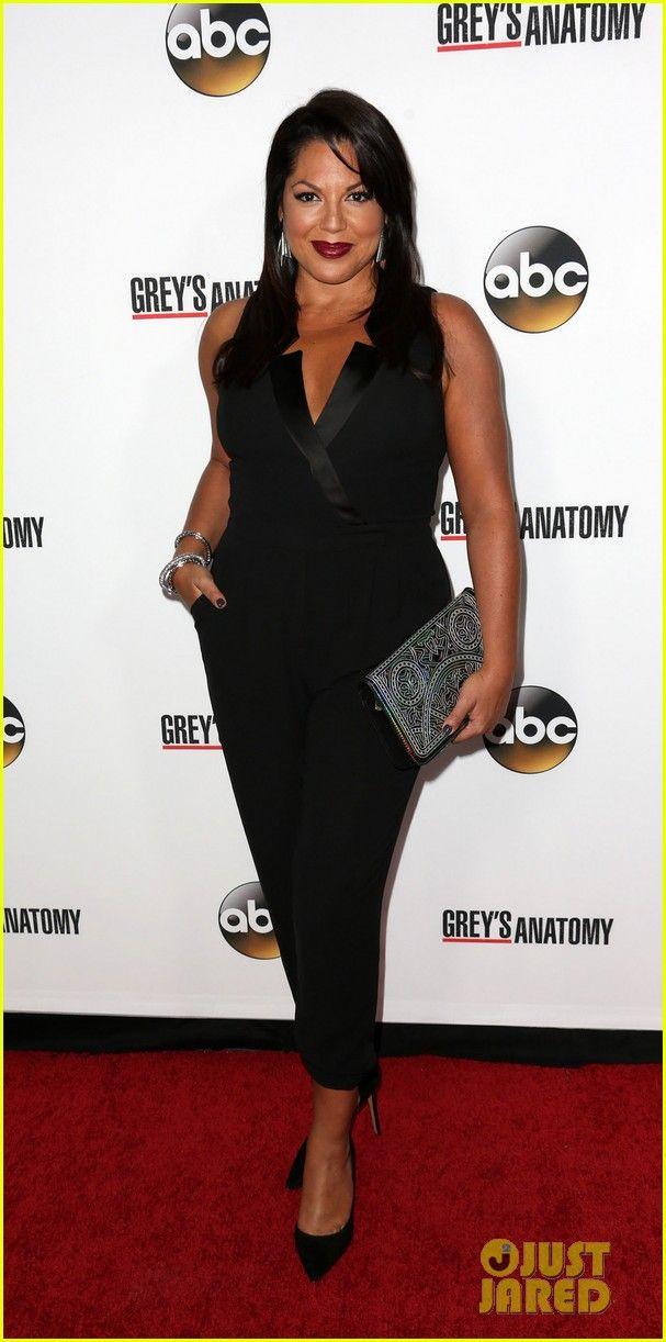 Sara Ramirez: 'Grey's Anatomy' 200th Episode Party!