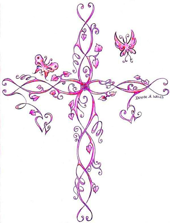 Clover vine rose tattoo | vine tattoo design, art, flash ...