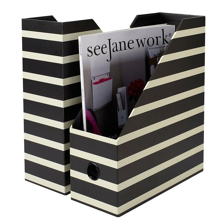 Magazine File / See Jane Work