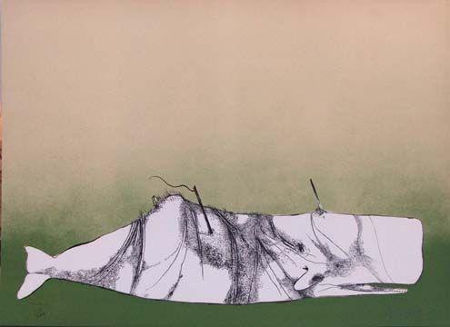 Moby Dick ∙ Gehenna Press Printwork ∙ R. MICHELSON GALLERIES