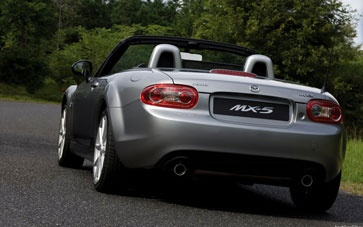 When I was 18, I fell in love with my Mazda Convertible. I can still feel the rush... Oh, what a feeling!