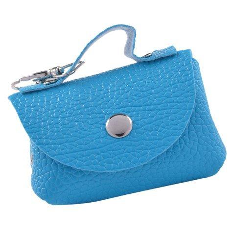 Handtasche Style-Münzen-Beutel (blau)