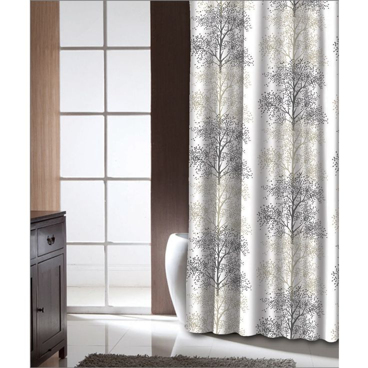 Famous Home Enchanted Tan Shower Curtain CurtainsEnchantedShowersOutletsOutlet StoreBreak