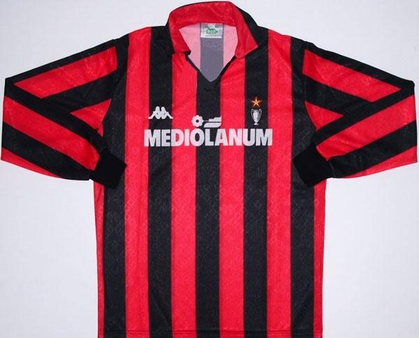 Home | AC Milan | 1989/1990