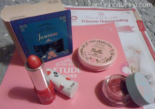 Etude House Pink Box - August 2014 •• Review