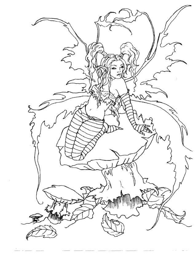 Amy Brown Coloring Pages Fairy Coloring Pages Fairy Coloring Fairy Coloring Book