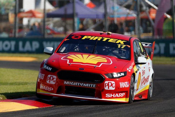 DJRTP - Scott McLaughlin 2017 Clipsal 500 Adelaide SA