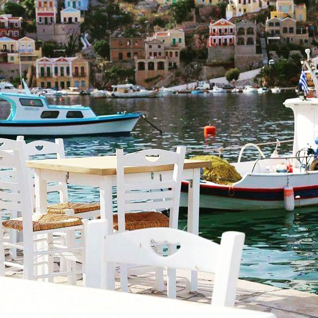 Incredible Symi island from the view of Electra Asteri.  What is your best photo of a Celestyal Cruise?  Share it with us!  #Celestyalcruises #Symi #island #travel #cruise #travelphotography #wanderlust #destination