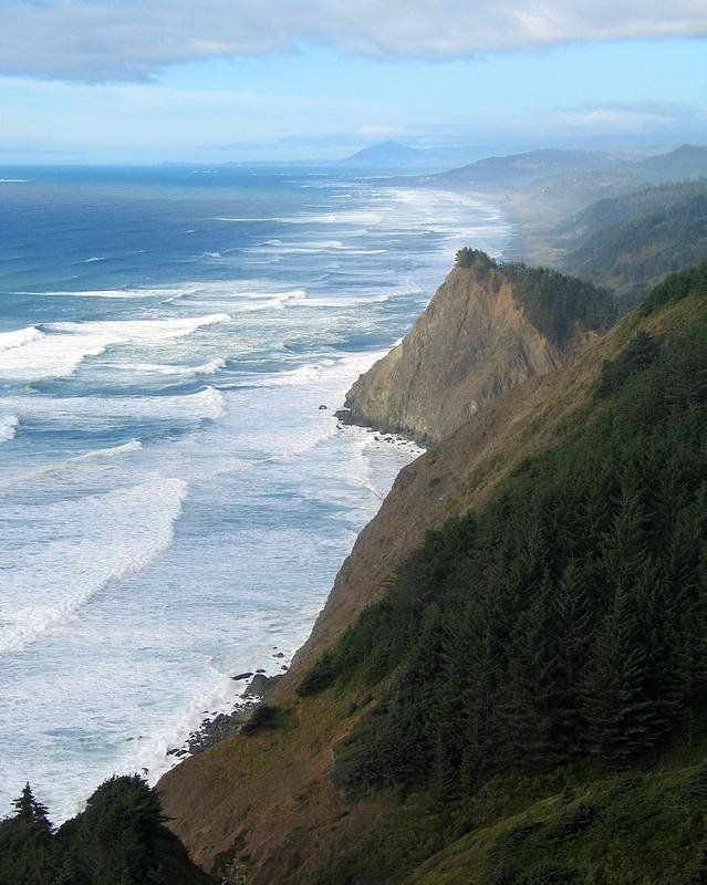 Cape Sebastian State Park Oregon 3186